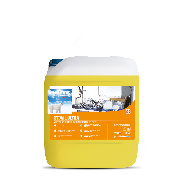 Sanitec STOVIL ULTRA 16,5kg Image
