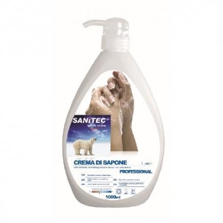 Sanitec Crema Di Sapone 1L Image