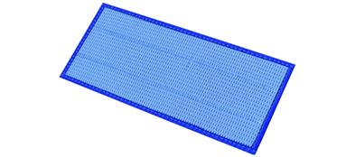 Mikrokiud klaasimopp Pulex Cleano Image