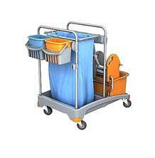 Plastikust hotellikäru TSK-0005 Image