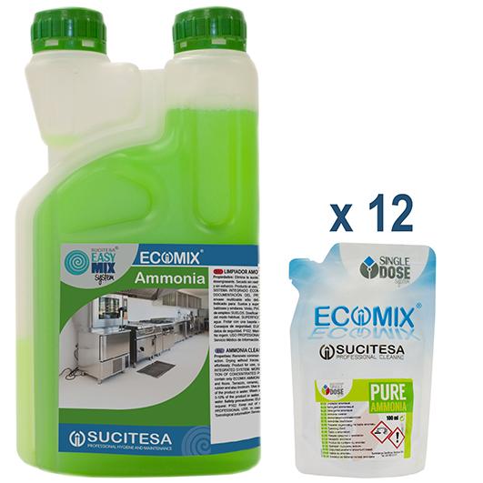 ECOMIX Pure Ammonia – 100 ml Image